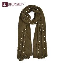 HEC Factory China 150g Einfachen Stil Plain Long Schal Winter Schal