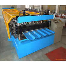 Flat Steel Corrugated Roll Forming Machine Steel tile panel cold roof or wall Roll forming machine