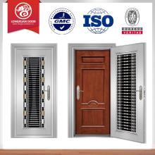 Puerta de acero inoxidable / puerta de acero de seguridad