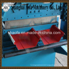 Color Steel Self-Lock Roof Sheet Roll Forming Machine (AF-R360)