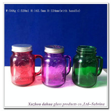 350ml 450ml 480ml 600ml 1000ml Glass Mason Jars