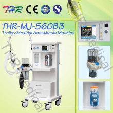 Machine d'anesthésie à l'hôpital de type économique