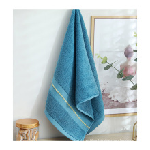 High Color Fastness Wholesale 100% Bamboo Fiber Bath tea Towels Sets For Hotel and Spa