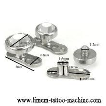 Ancrages dermiques en titane [DA-002]
