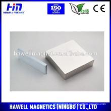 NdFeB блокировать прямоугольный магнит N35-N52