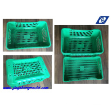 Plastic Commodity Crate Mould Price