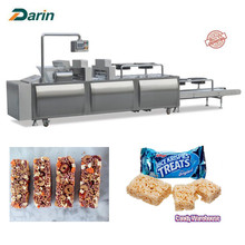 Knusprige Snack-Schokoriegel-Maschinerie