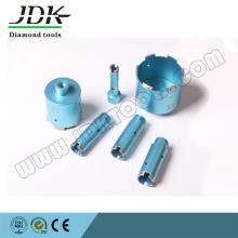 Broca Profissional Diamond Core para Ferramentas de Perfuração de Granito