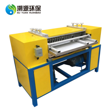 Best Price Used Car Radiator Peeling Machine