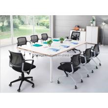 Bureau moderne Table de conférence Bureau Table de réunion Meubles de Guangzhou (FOHFN-02)
