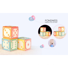 Fine hand-crafted filling dice