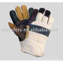 Multi Color Furniture Leather Gloves ZM48-L