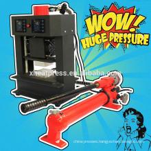 2017 Best Selling Dual Heated Plate Hydraulic Rosin Press