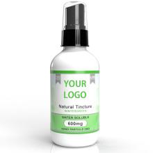 FREE SAMPLE Nano CBD Oral Spray Plant Health 600mg Nano Particle Water Soluble CBD Oral Hygiene