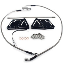 motorcycle Forward Control Extension For Harley Softail