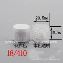 Hot Sales Plastic Flip Top Caps for Bottle 18/410 Flip Cap