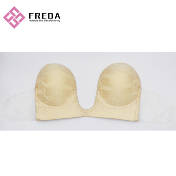 Wholesale Deep U Plunge Push Up Bras