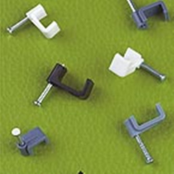 Flat Cable Clips, Wire Clips