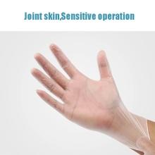 Disposable medical nitrile gloves vinyl gloves powder free