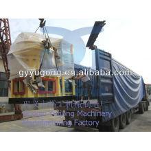 Machine de fabrication de granulés de bois Yugong avec prix rentable