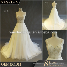 supply all kinds of wedding dress 2017