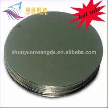 Alvo de molibdênio (tubo / tubo / anel / rotação alvo / discos / mesa redonda / haste / retangular / folha / passo-like)