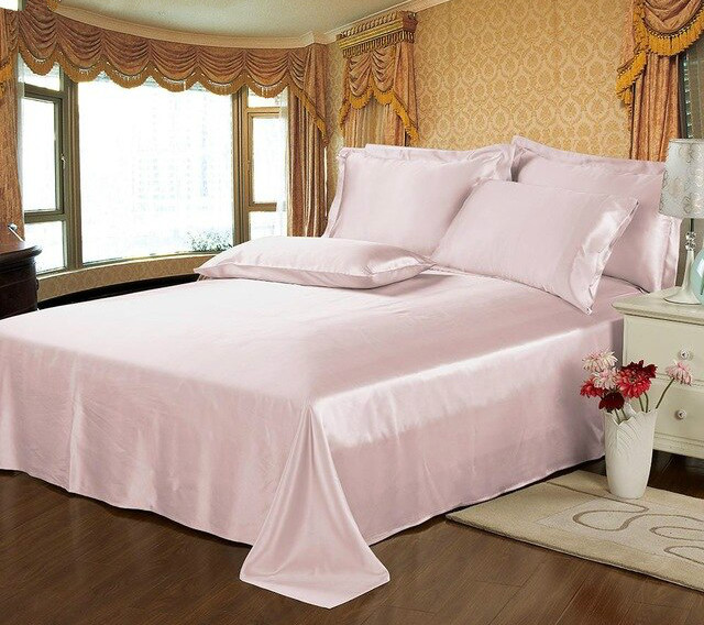 Light Plum flat sheet