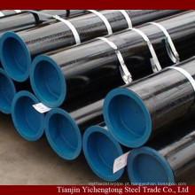 API 5CT C90 e tubos de revestimento de aço carbono sem costura