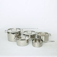 Stainless Steel 18/10 Kitchen Cookware Sets
