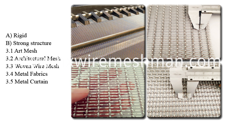 stainless steel architecture screen