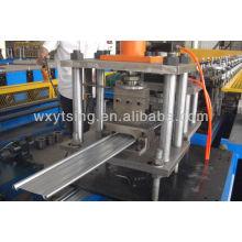 YTSING-YD-0301 Máquina de mola de obturador de rolo para corte de porta sem parar