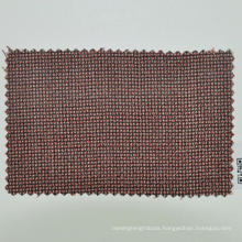 brown plain wool fabric made to measure for business man