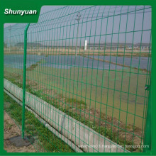 Good quality cheap bellows shaped wire mesh fence