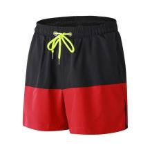 Hommes Fitness Running Shorts d'entraînement Casual Sports Pants