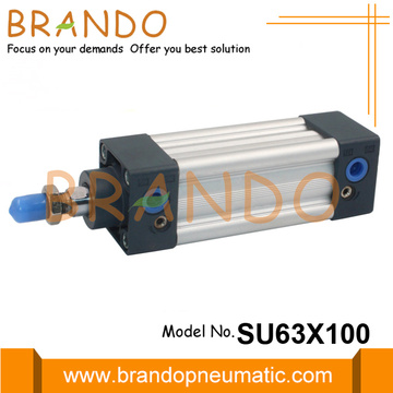 Airtac Type SU63X100 Pneumatic Air Cylinder Double Action