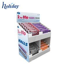 Trade Show Small Counter Cardboard Advertising Display Stand