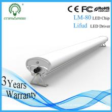 Telhado IP65 Luz Tri-Proof do diodo emissor de luz