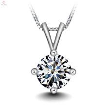 Neueste maßgeschneiderte 925 Silber Kette Halskette für Frauen