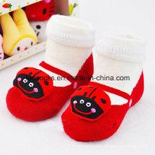 Hot Sale 3D Cotton Baby Socks