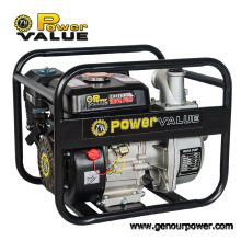 Leistungs-Wert Wp20cx 5.5HP Motor 2 Zoll Benzin Wasserpumpe