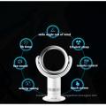Ventilateur sans lame électrique de conception moderne à faible bruit de 10 pouces de conception moderne
