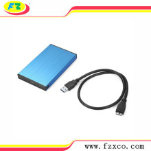 Tampa externa do invólucro HDD Caddy para laptop