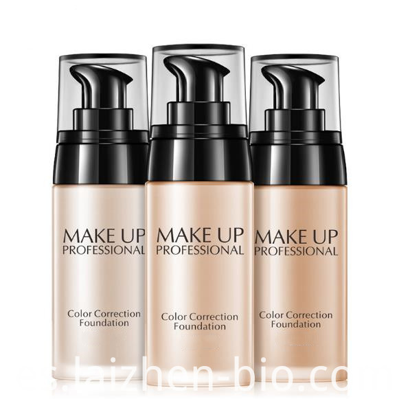 Make up liquid foundation