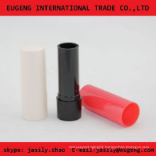 High cap design nice lipbalm packaging tubes