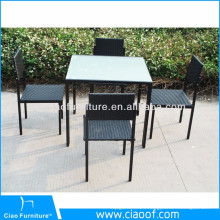 Cheap Price 4 Piece Outside Patio Furniture