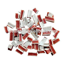 Natural duck and fish sandwich strip pet snack OEM supplier for dog