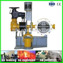 Nuevo producto Gas Natural Emergencia de una segunda válvula de cierre Serie ESD C con disco de mariposa