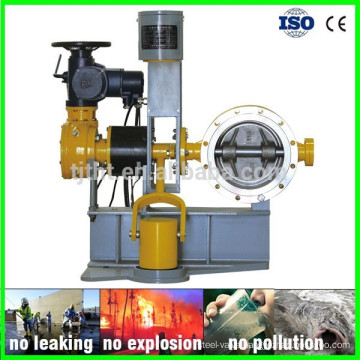 New product Natural Gas Emergency one second shut down valve ESD C series with butterfly disc