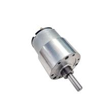 Venta caliente micro KM-37B520 12 v dc motorreductor planetario con codificador de engranajes
