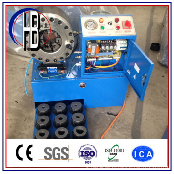 Professioneller Hersteller 1/4 '' ~ 2 '' Finn Power Schlauch Crimpmaschine mit Best-Preis